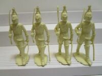 VINTAGE MARX ORIGINAL BRITISH ENGLISH LIFE GUARD FIGURES