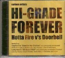 (CJ535) Hi-Grade Forever, Hotta Fire vs Doorbell - sealed CD