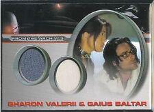 Battlestar Galactica Season 3 Costume DC4 Valeri Baltar