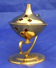 Charcoal incense burner # 651