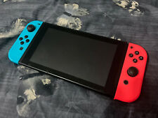 NEXT DAY DELIVERY Nintendo Switch Console Neon Red Blue