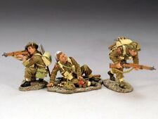 KING & COUNTRY D DAY DD110 BRITISH 3RD INFANTRY DIVISION ATTACKING MIB