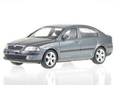 Skoda Octavia 2004 graphit grau Modellauto 143AB-001C Abrex 1:43