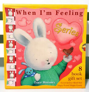 When I'm Feeling Series: 8 Book Gift Set! Children's Books by Trace Moroney!