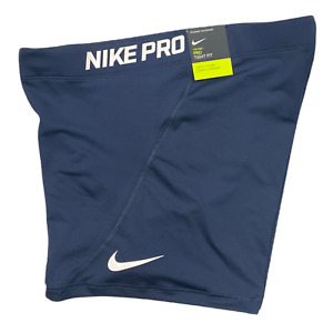 """Nike Women's Pro 3"""" Inch DRI-FIT Waistband Training Athletic Compression Shorts"""