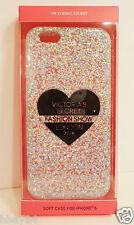 Victoria's Secret Fashion Show London 2014 iPhone 6 Soft Glittered Case RARE
