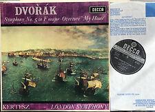 SXL 6273 DVORAK Symphony No 5 LSO Istvan Kertesz NM/EX Vinyl LP