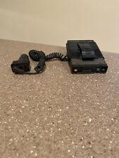 Vintage 1980's PASSPORT Radar Detector with Clip & Car Auto Power Plug Cord