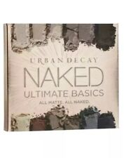 ⭐️⭐️⭐️⭐️⭐️ Urban Decay Naked Ultimate Basics Eye Shadow Palette Set with Brush