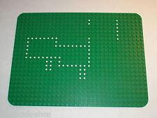 LEGO VINTAGE baseplate 24 x 32 ref 10p08 / set 353 LEGOLAND Terrace House