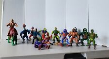 ?Vintage 1980s He-Man Action Figure Lot ?15 Classic And Rare Characters!!!
