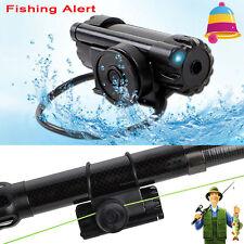 Pro Electronic LED Light Fish Bite Sound Alarm Alert Bell Clip On Fishing Rod