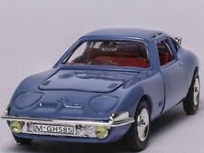 1 43 Dinky Toys 2pcs Set 1426 ALFA ROMEO CARABO Bertone Diecast Atlas Car Model