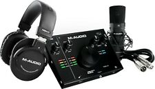 M-Audio AIR 192x4 Vocal Studio Pro - Complete Vocal Production Package