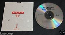 MORPHINE 'B-SIDES & OTHERWISE' 1997 PROMO CD
