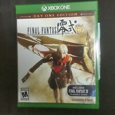 Replacement Case (NO  GAME) FINAL FANTASY TYPE-O HD XBOX ONE 1