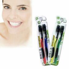 Fashion Durable Oral Care Soft Medium Brushes Teeth Protector Bamboo Toothbrush