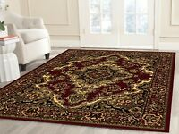 Rugs Area Turkish Style Area Rugs 5x7 and 8x10 Carpets Floor Decor