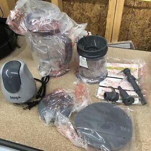 Ninja Blender/Food Processor with 450-Watt Base, 48oz Pitcher, 16oz Chopper Bowl