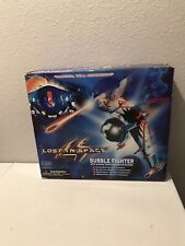 LOST IN SPACE Vintage Deluxe Bubble Fighter with Lights and Sounds 1997 Nib
