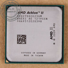 AMD Athlon II X2 270 - 3.4 GHz (ADX270OCK23GM) Socket AM3 CPU Processor 533 MHz