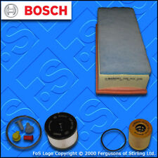 SERVICE KIT for PEUGEOT EXPERT 2.0 HDI OIL AIR FUEL FILTERS (2007-2011)