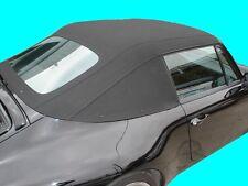 Porsche 911 993 CARRERA CABRIO 95 - 98 CONVERTIBLE TOP BLACK