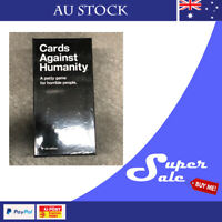 Cards Against Humanity AU Australian Version Main Base Set Card Game