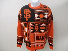 New San Francisco Giants Mens Size S Small Ugly Sweater MSRP $70