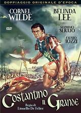 Dvd Costantino Il Grande - (1961) ** A&R Productions ** ......NUOVO