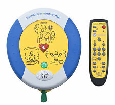 HeartSine 500 AED Trainer Unit NEW with CPR help via the AED remote