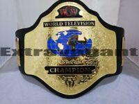 WCW World Television Championship  Wrestling Belt