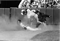 2-Original 35MM B&W Negative NY Yankees Willie Randolph May 17,1981