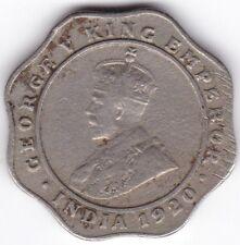 1920 British India 4 Annas***Collectors***