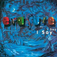 Erasure - I Say I Say I Say [New CD] UK - Import