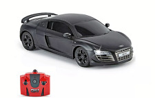 Radio Controlled Audi R8 GT Scale 1:24 - Black Matte 2.4GHZ