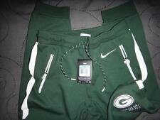NIKE GREEN BAY PACKERS NFL TECH TEAM APPAREL PANTS SIZE M MEN NWT $85.00