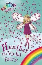 Heather the Violet Fairy: The Rainbow Fairies: Book 7 by Daisy Meadows (Paperba…