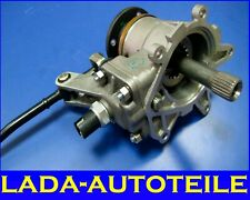DISABLING THE LADA NIVA FRONT AXLE