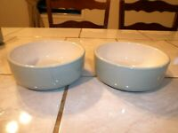 Lot of Two Noritake Keltcraft Misty Isle Eternal Blush Cereal / Soup Bowls