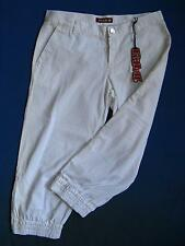 KILLAH by miss sixty Pantaloncini Pantaloni Casual Pant w26/l24 Low Waist Regular Fit Capri