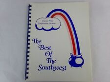 Fannie Mae Employees Present The Best of the Southwest Cook Book Spiral Bound