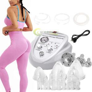Breast Enlargement Butt Enhancement Vacuum Therapy Body Massage Beauty Machine