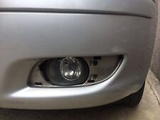 Toyota Yaris 2003-2005 passenger n/s left Front Bumper Fog Light Spot Lamp Unit
