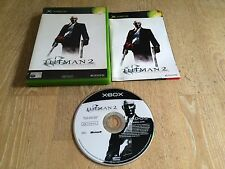 HITMAN 2: SILENT ASSASSIN (XBOX) ai videogame