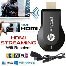 AnyCast SMART Wireless WiFi 1080P HD HDMI TV Stick Chromecast Airplay Dongle UK