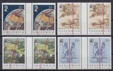Großbritannien Mi 993 - 996 ** ZS Zwischensteg, History 1984, postfrisch, MNH