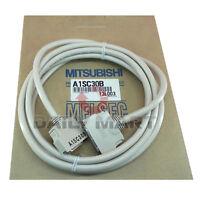 MITSUBISHI A1SC30B SERVO CONTROL CABLE FOR HMI PLC MODULE NEW