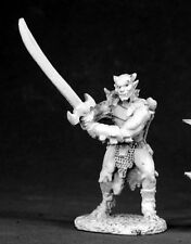 Reaper Miniatures t'quan skoli WARRIOR DARK Heaven Legends 02434