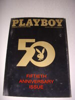 Playboy Magazine, January, 2004, 50th Anniversary Issue w/Ultimate Collectors CD